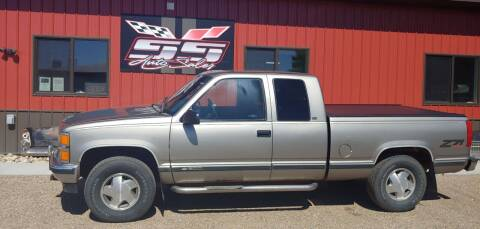 1998 Chevrolet C/K 1500 Series for sale at SS Auto Sales in Brookings SD