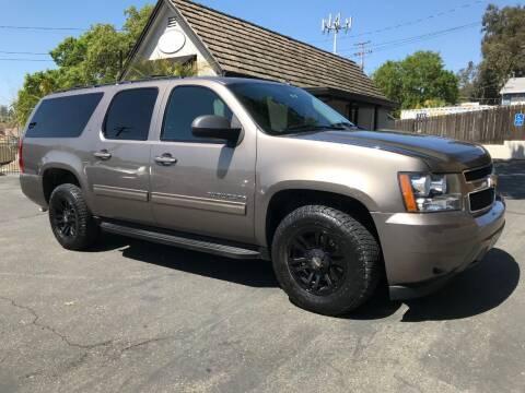 2014 Chevrolet Suburban for sale at Three Bridges Auto Sales in Fair Oaks CA