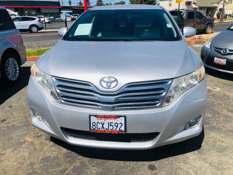 2009 Toyota Venza for sale at City Motors in Hayward CA