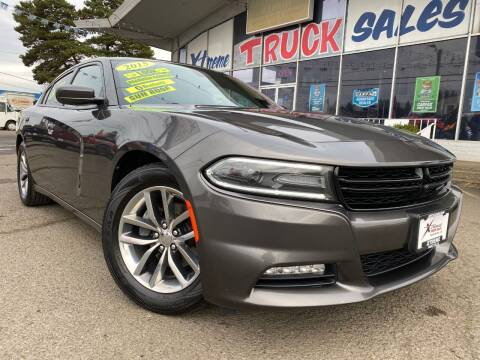 2015 Dodge Charger for sale at Xtreme Truck Sales in Woodburn OR