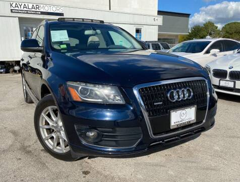 2009 Audi Q5 for sale at KAYALAR MOTORS in Houston TX