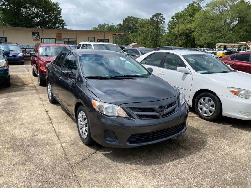 2013 Toyota Corolla for sale at Port City Auto Sales in Baton Rouge LA