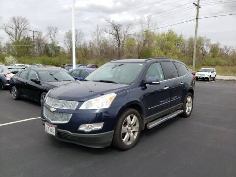 2012 Chevrolet Traverse for sale at White's Honda Toyota of Lima in Lima OH