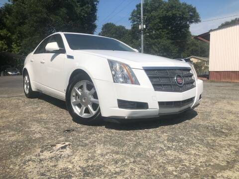 2008 Cadillac CTS for sale at Atlas Auto Sales in Smyrna GA