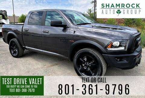 2019 RAM Ram Pickup 1500 Classic for sale at Shamrock Group LLC #1 in Pleasant Grove UT