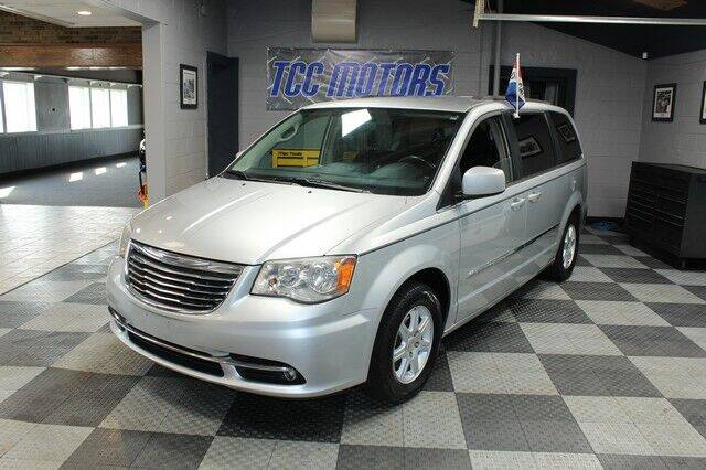 2011 Chrysler Town and Country for sale at TCC Motors in Farmington Hills MI