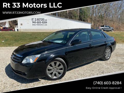 2006 Toyota Avalon for sale at Rt 33 Motors LLC in Rockbridge OH