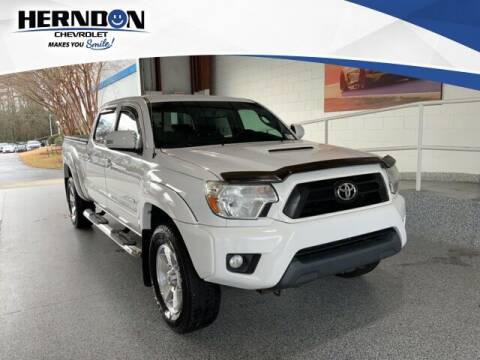 2013 Toyota Tacoma for sale at Herndon Chevrolet in Lexington SC