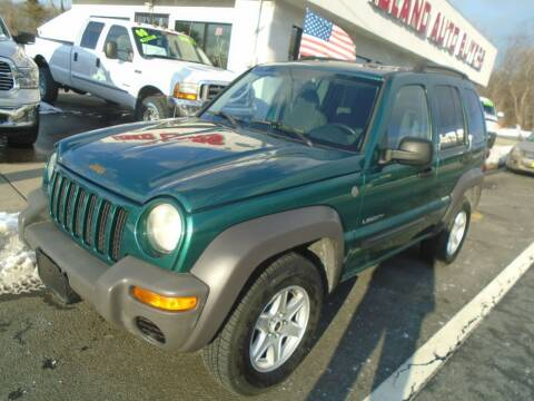 2004 Jeep Liberty for sale at Island Auto Buyers in West Babylon NY