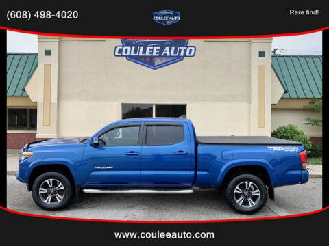2016 Toyota Tacoma for sale at Coulee Auto in La Crosse WI