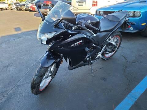 2012 Honda CBR for sale at California Auto Deals in Sacramento CA