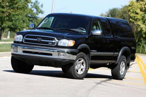 2000 Toyota Tundra for sale at P M Auto Gallery in De Soto KS