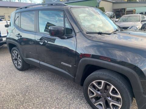 2015 Jeep Renegade for sale at 51 Auto Sales in Portage WI
