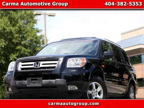 2007 Honda Pilot for sale at Carma Auto Group in Duluth GA