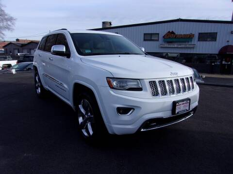 2014 Jeep Grand Cherokee for sale at Dorman's Auto Center inc. in Pawtucket RI