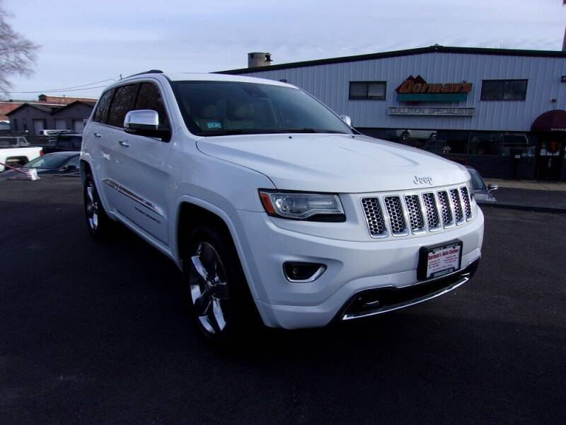 2014 Jeep Grand Cherokee for sale at Dorman's Auto Center inc. in Pawtucket RI