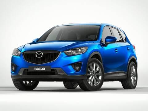 2014 Mazda CX-5 for sale at BASNEY HONDA in Mishawaka IN