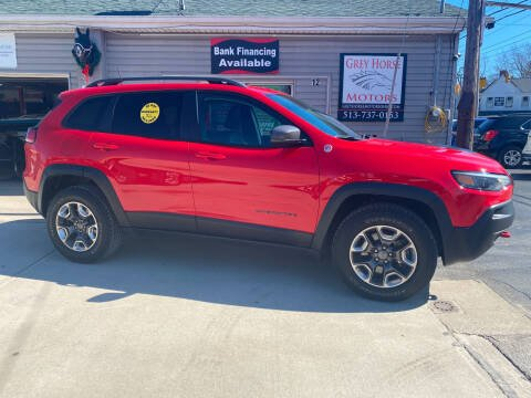 2019 Jeep Cherokee for sale at Grey Horse Motors in Hamilton OH