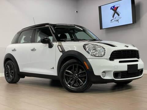 2012 MINI Cooper Countryman for sale at TX Auto Group in Houston TX