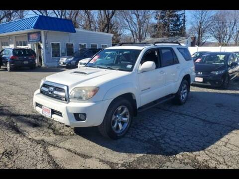 2007 Toyota 4Runner for sale at Colonial Motors in Mine Hill NJ