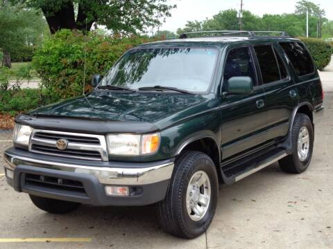 1999 Toyota 4Runner for sale at Auto Starlight in Dallas TX