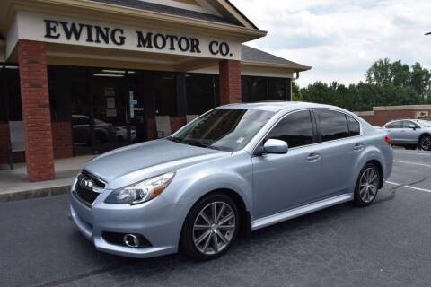 2014 Subaru Legacy for sale at Ewing Motor Company in Buford GA