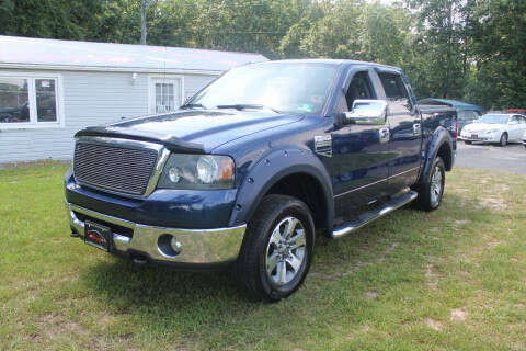 2008 Ford F-150 for sale at Manny's Auto Sales in Winslow NJ