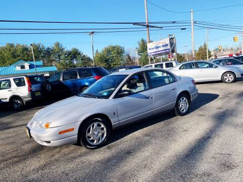 2000 Saturn S-Series for sale at New Wave Auto of Vineland in Vineland NJ