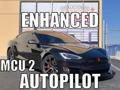 2018 Tesla Model S