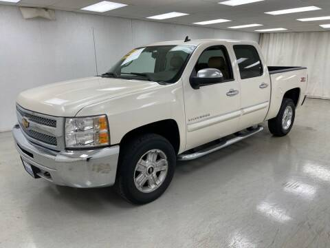 2013 Chevrolet Silverado 1500 for sale at Kerns Ford Lincoln in Celina OH