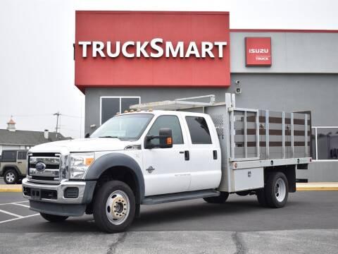 2016 Ford F-550 Super Duty for sale at Trucksmart Isuzu in Morrisville PA