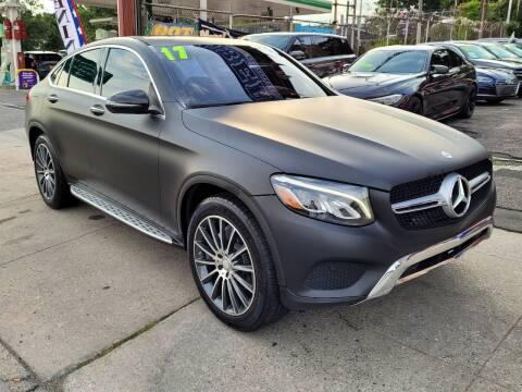 2017 Mercedes-Benz GLC for sale at LIBERTY AUTOLAND INC - LIBERTY AUTOLAND II INC in Queens Villiage NY