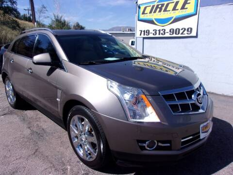 2011 Cadillac SRX for sale at Circle Auto Center in Colorado Springs CO