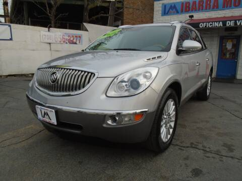 2012 Buick Enclave for sale at IBARRA MOTORS INC in Cicero IL