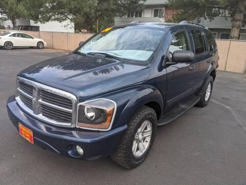 2004 Dodge Durango for sale at Progressive Auto Sales in Twin Falls ID