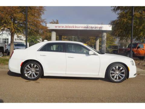 2016 Chrysler 300 for sale at BLACKBURN MOTOR CO in Vicksburg MS