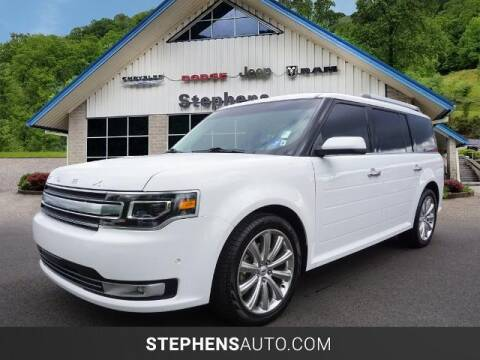 2018 Ford Flex for sale at Stephens Auto Center of Beckley in Beckley WV