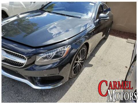 2015 Mercedes-Benz S-Class for sale at Carmel Motors in Indianapolis IN