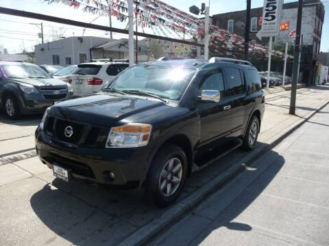 2011 Nissan Armada for sale at CAR CENTER INC in Chicago IL