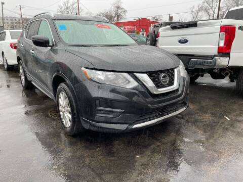2018 Nissan Rogue for sale at Mass Auto Exchange in Framingham MA