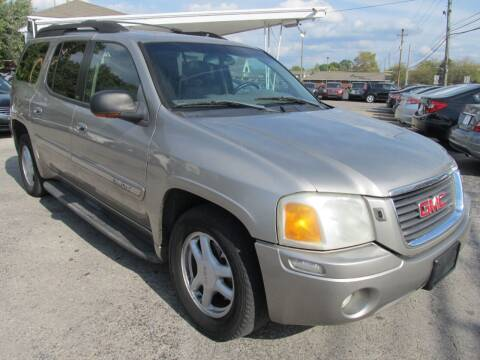 2002 GMC Envoy XL for sale at St. Mary Auto Sales in Hilliard OH