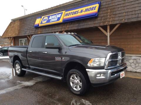 2014 RAM Ram Pickup 3500 for sale at MOTORS N MORE in Brainerd MN