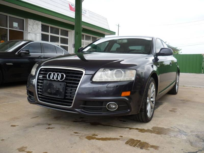 2011 Audi A6 for sale at Auto Outlet Inc. in Houston TX