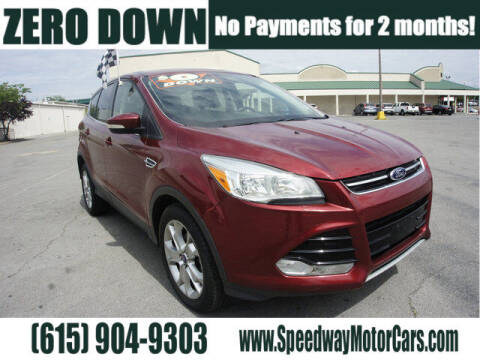 2013 Ford Escape for sale at Speedway Motors in Murfreesboro TN