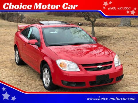 2005 Chevrolet Cobalt for sale at Choice Motor Car in Plainville CT