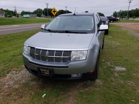 2007 Lincoln MKX for sale at Scarletts Cars in Camden TN