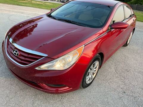 2013 Hyundai Sonata for sale at Supreme Auto Gallery LLC in Kansas City MO