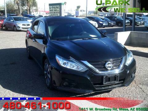 2017 Nissan Altima for sale at UPARK WE SELL AZ in Mesa AZ