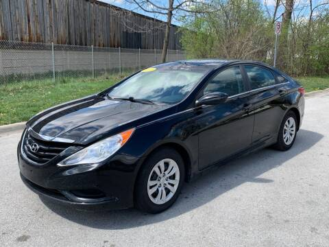 2011 Hyundai Sonata for sale at Posen Motors in Posen IL