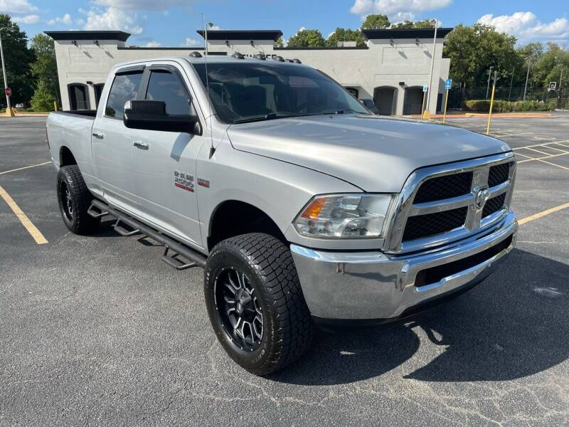 2014 RAM Ram Pickup 2500 for sale at H & B Auto in Fayetteville AR
